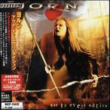 Jorn-out to every nation + 1 JAPAN-IMPORT CD