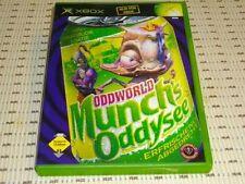 Oddworld Munch's Oddysee für XBOX *OVP*