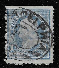 US Scott #246, Single 1894 Franklin 1c FVF Used
