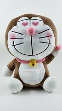 "Doraemon Plush Hearts Special Large 12"" Brand New from Japan"