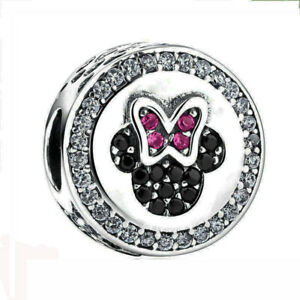 925 New Sterling European Silver Charms Pendant Bead FOR Bracelet Chain Bangle