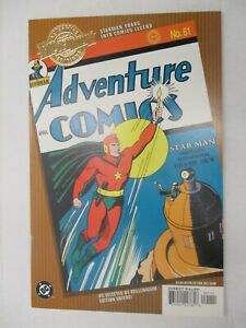 MILLENNIUM EDITION ADVENTURE COMICS #61 NM NEAR MINT 9.4 9.6 DC COMICS STARMAN