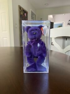 Ty Beanie Baby Princess Diana Plush - 1997, 6th Gen Style 4300 - Great Condition