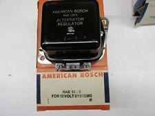 AMERICAN BOSCH USA 1963 -78 FORD LINCOLN MERCURY VOLTAGE REGULATOR RAB 12B5 12V