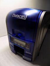 Datacard SD360 Duplex Plastic ID Card Printer + Network. VAT Incl