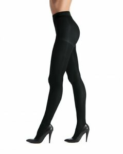 2 Pack: Oroblu All Colors 120 tights, Ultra-Opaque pantyhose,very soft,even knit