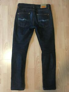 Nudie Jeans Lean DeanDry Aquamarine W 31 / L 30
