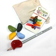 Kids pencil grip support pack: Crayon Rocks®, Cross Guard Ultra, GRIP pencil