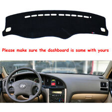 For Hyundai Elantra 2000-2006 DashMat Dash Cover Dashboard Mat Sun  Car Interior