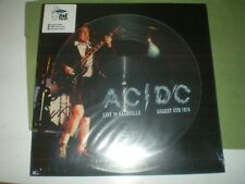 acdc live in nashville august 8th 1978 radio broadcast lp vinyl picture disc