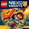 LEGO NEXO KNIGHTS - LEGO NEXO KNIGHTS HÖRSPIEL FOLGE 1  CD NEU