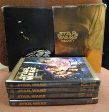 Star Wars Trilogy Box Set DVD