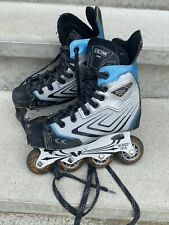 CCM SE Inline Hockey Skates rollerhockey Size 3R EUC