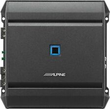 Open-Box Excellent: Alpine - S-Series Class D Digital Mono Amplifier with Var.