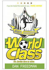 WORLD CLASS / JAMIE JOHNSON BOOK 5 / DAN FREEDMAN 9781407134796