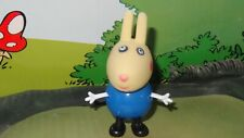 "Peppa Pig: Richard Rabbit Figurine ABD Limited 2003 Jazwares Vintage 3"" Toy"