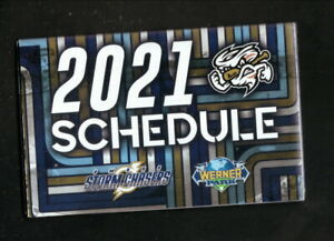 Omaha Storm Chasers--2021 Schedule--Werner--Royals Affiliate