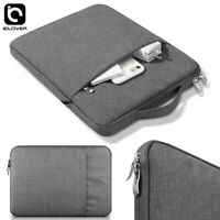 """For MacBook Air 13"""" 15"""" 16"""" New Macbook Pro Laptop Sleeve Travel Bag Carry Case"""