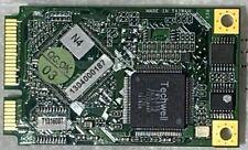 4ch Mini-PCIe Video Capture Card support 4 CCTV Cameras input