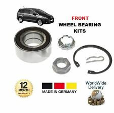 FOR PEUGEOT 5008 MPV 1.6 2.0 HDi 2009-->ON NEW FRONT WHEEL BEARING KIT