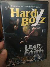 WWF WWE The Hardy Boyz Leap Of Faith region 4 DVD (wrestling) * rare *