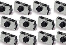 100 Micro Interruptores Para BMW Ford Volvo Remoto Clave Fob Reparación Reacondicionamiento Fix