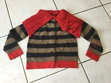 Pull Gilet CATIMINI taille 6 Ans