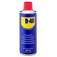 Spray Sbloccante Lubrificante Aerosol 400ml Pulisce Libera Parti Meccaniche hsb