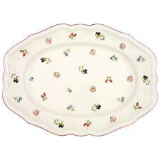 Villeroy & Boch Petite Fleur Serie Petite Fleur Platte oval 37 cm