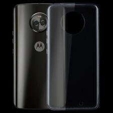 Für Motorola Moto X4 Silikoncase TPU Schutz Transparent Tasche Hülle Cover Neu
