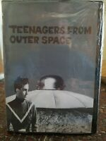 Teenagers From Outer Space DVD New Sealed Sci Fi Zombies 1959 Cult Worlds Terror