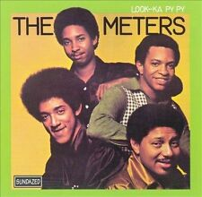 Look-Ka Py Py by The Meters (CD, Nov-1999, 2 Discs, Sundazed)