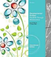 Developmental Profiles : Pre-birth Through Adolescence, Paperback by Allen, K...