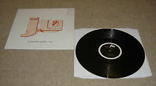 "J Lo Jennifer Lopez Play 12"" Single 1 Sided Promo - EX"