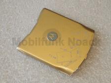 Original Motorola V3i Battery Door | Cover | Akkudeckel Gold SHN9745A NEU