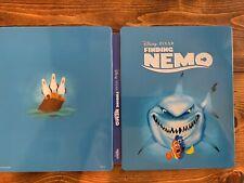 Finding Nemo Blu-ray Best Buy Ltd Ed. Steelbook No 4K Disc Or Digital Copy