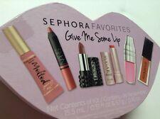 Sephora FAVORITES Give Me Some Lip Kat Von D Nars Smashbox Lancome Faced Fresh