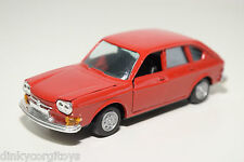 GAMA 1125 VW VOLKSWAGEN 411 RED VERY NEAR MINT CONDITION