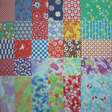 p505 Japanese Origami Washi Chiyogami Paper 15cm 30designs 30sheets