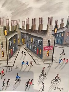 John Ormsby Mounted Painting