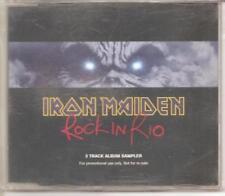 Musik-CD 's Singles aus Großbritannien von Iron Maiden
