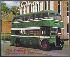 Blue Triangle AEC buses by Alan Townsin Pub. by Venture Publications 1994
