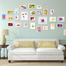 Bilderrahmen Set Foto Rahmen Collage Wei�Ÿ Schwarz Family Galerie Mehrgrö�Ÿe DIY