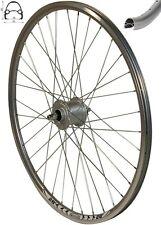 REDONDO 28 Zoll Vorderrad Laufrad Felge Silber mit Shimano Nexus Nabendynamo