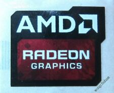AMD RADEON GRAPHICS Sticker 16.5mm x 19.5mm - { 2 PCS PER LOT }