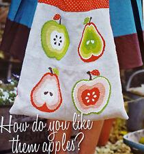 An Apple a day...Cross Stitch Chart - Lucie Heaton