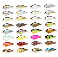 Lucky Craft LC 1.5 Shallow Squarebill Crankbait - Bass & Walleye Fishing Lure