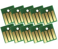 10pk - Toner Reset Chip (50F1000) for Lexmark MS310 D MS310 DN MS312DN MS312DNW