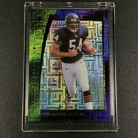 BRIAN URLACHER 2000 COLLECTOR'S EDGE ODYSSEY #110 HOLO ROOKIE PREVIEW RC /999