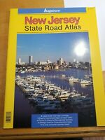 Hagstrom Atlas Morris Sussex and Warren Counties New Jersey Fully Street Indexed